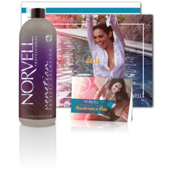Prestige™ 2100 Start-Up Spray Kit