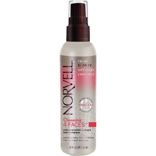 Norvell 4-Faces ™ Bronzing Touch up & Facial Sunless Sprayer