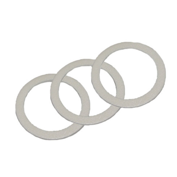 Fuji Gaskets for 250cc Cups (White) 3 Pack