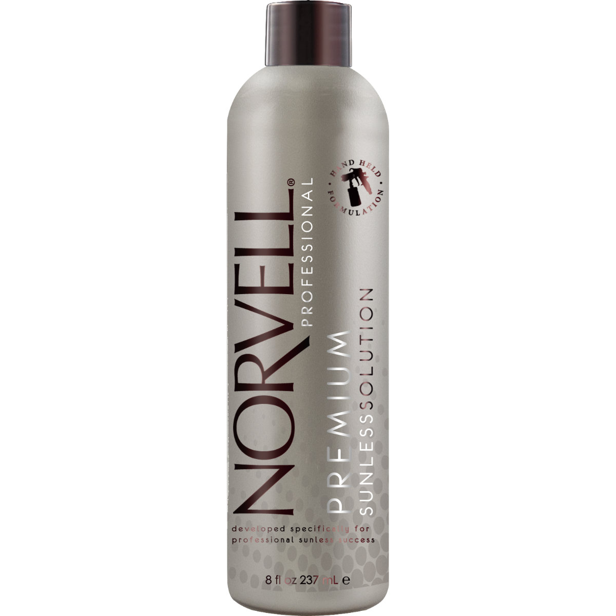 Norvell Premium Handheld Solution - CLEAR PLUS - 8 oz.