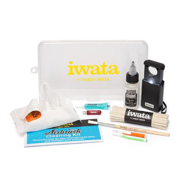 Iwata Airbrush Cleaning Kit