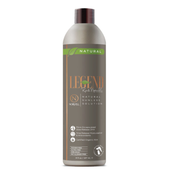 Legend™ by Rick Norvell Natural Sunless Solution 8 oz