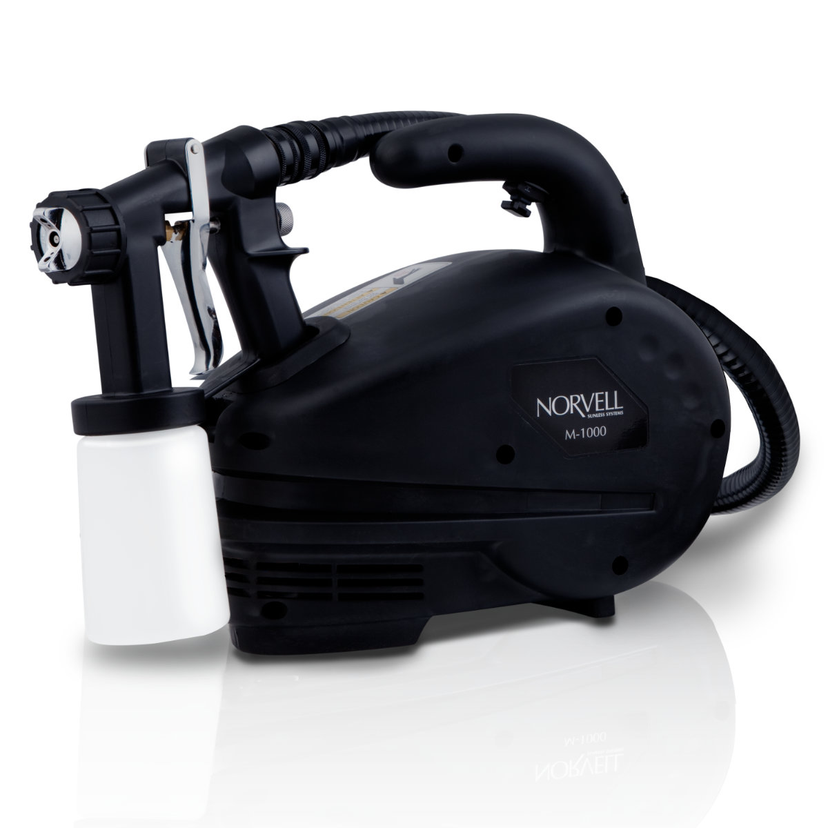 Norvell M1000 Hvlp Mobile Spray Machine Summer Sheen Pro