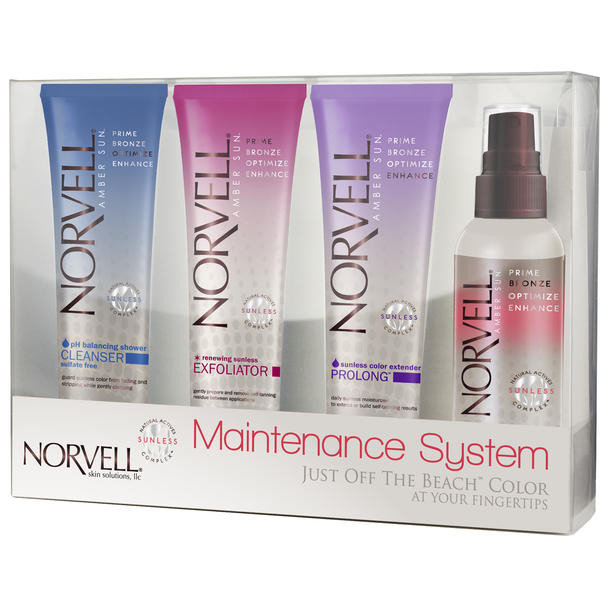 Norvell Sunless Maintenance System