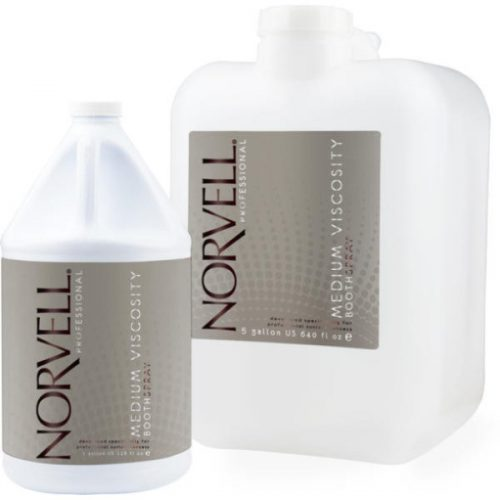 Norvell Clear Automatic Booth Solution