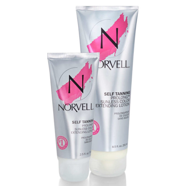 Norvell Prolong Sunless Color Extending Lotion