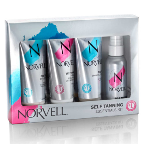 Norvell Self Tanning Essentials Kit
