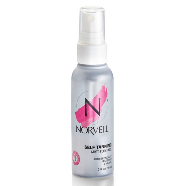 Norvell Self Tanning Mist for Face 2oz