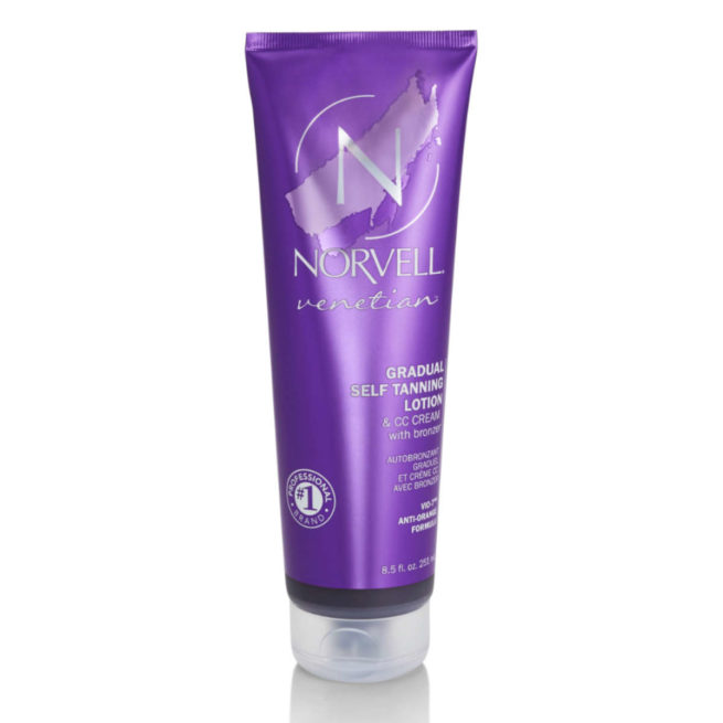 Norvell Venetian Gradual Self Tanning Lotion 8.5oz