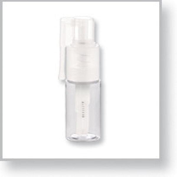 Powder Spray Bottle with Locking Nozzle