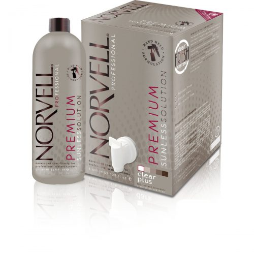 Norvell Premium Handheld Solution - CLEAR PLUS