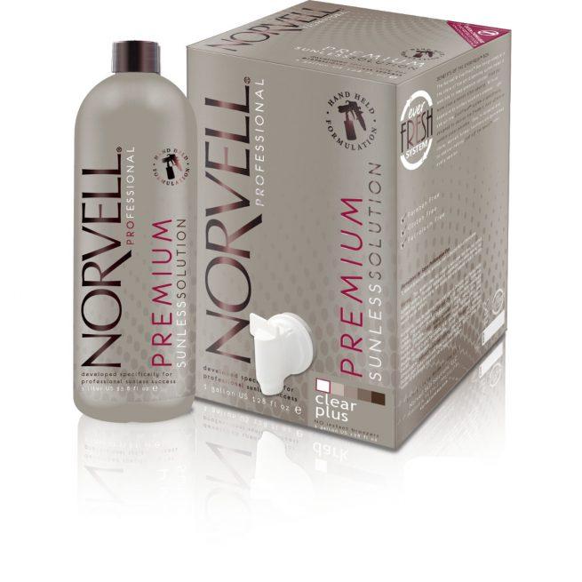 Norvell Premium Handheld Solution - CLEAR PLUS