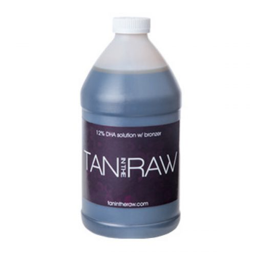 Tan In The Raw Half Gallon Sunless Tanning Solution