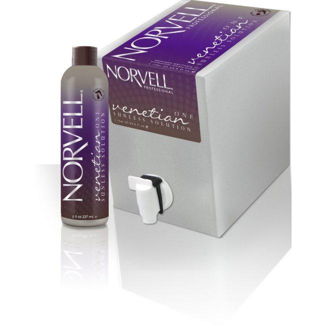 Norvell Venetian ONE™ One Hour Rapid Sunless Handheld Solution