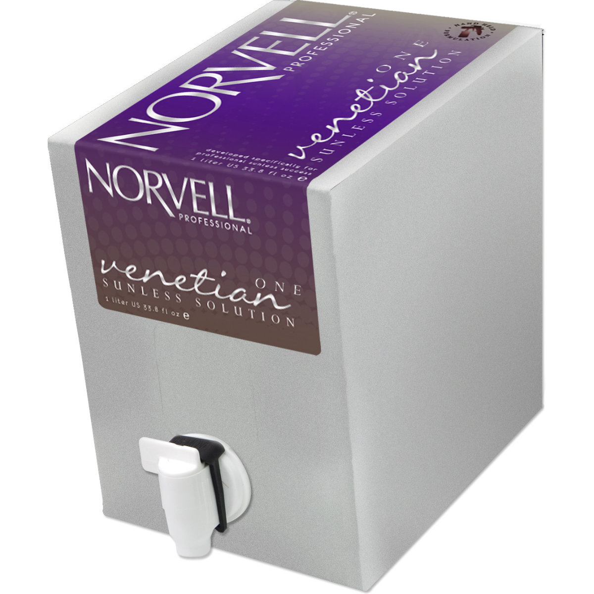 Norvell Venetian ONE One Hour Rapid Sunless Handheld Solution - 34 oz.
