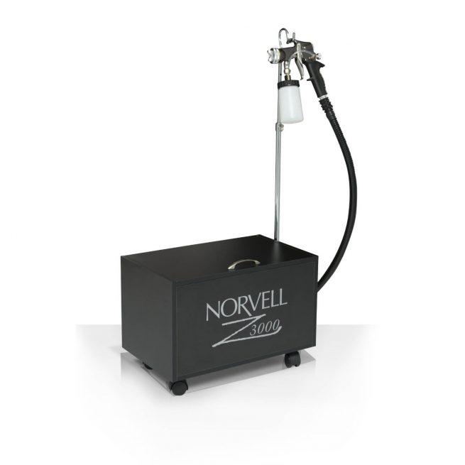 Norvell Z-3000 Black Quiet Box