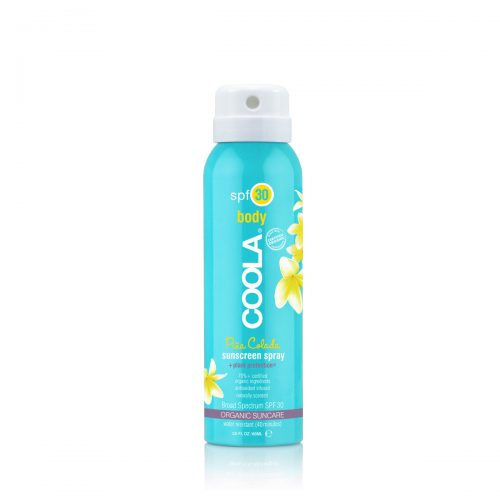 COOLA TRAVEL SIZE BODY SPF 30 PINA COLADA SUNSCREEN SPRAY