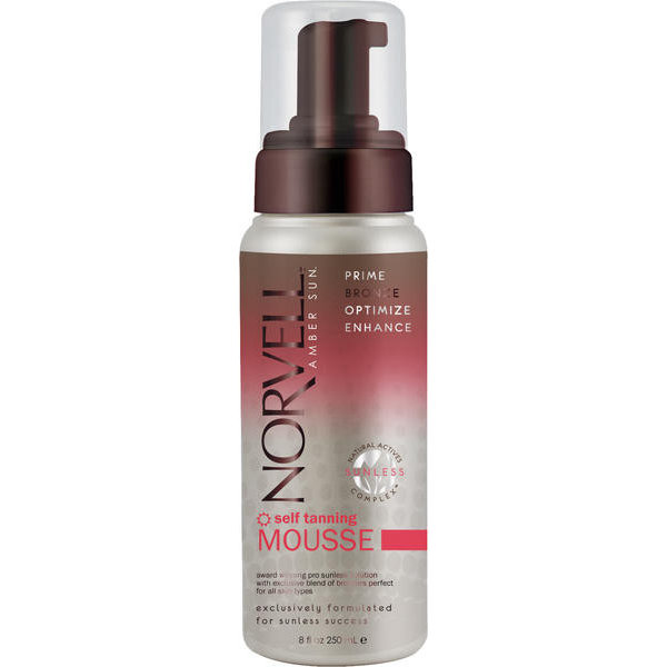 Norvell Sunless Tanning Mousse -