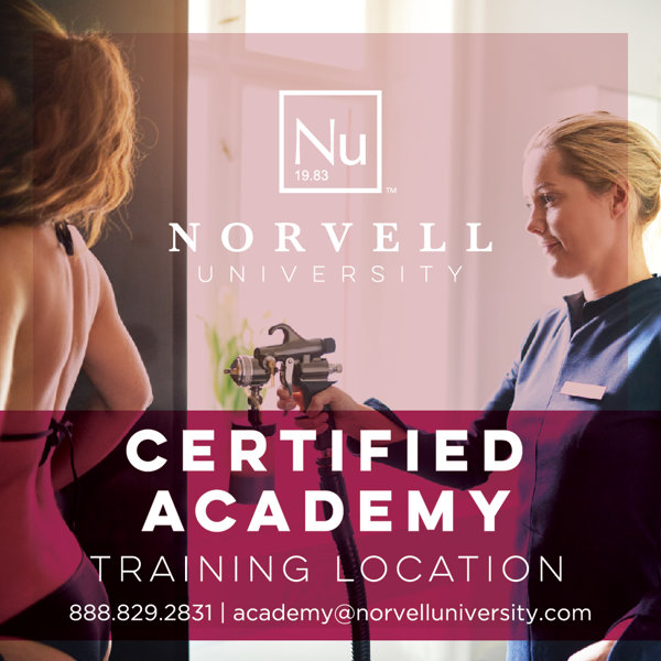 Summer Sheen Training - Norvell University Certified Academy Training Location
