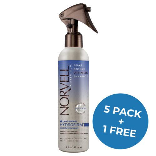 Hydrofirm 5 pack + 1 free