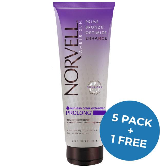 Norvell Prolong 5 Pack plus 1 free promo