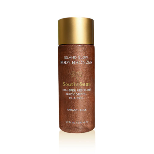 South Seas Island Glow Body Bronzer
