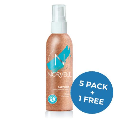 Norvell Dazzling Shimmering Mist promo bundle